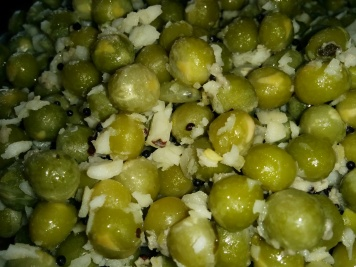 Vatana (Green Peas)