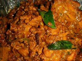 Kundapuri Chicken Sukka